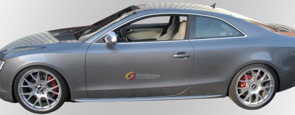 Audi S5 graphite metallic